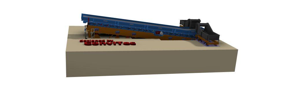 Eccentric conveyors