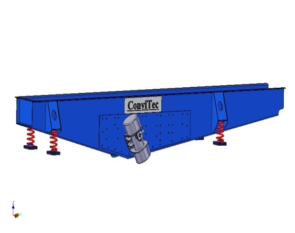 Vibrating feeders & conveyors