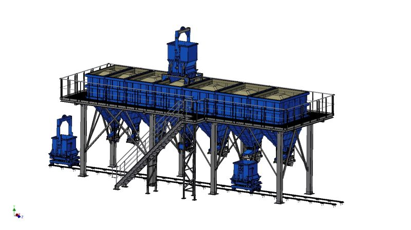 Alloying system